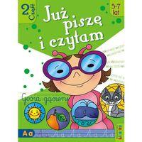 Książki dla dzieci, Już piszę i czytam 5-7 lat. Część2