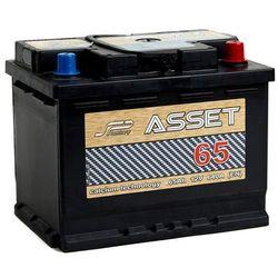 Akumulator Asset 12V 65 Ah / 640 A wysoki
