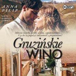 Gruzińskie wino audiobook