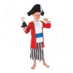 Kostium Kapitan piratów dla chłopca - 5/7 lat (116)