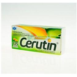 CERUTIN 100 mg + 25 mg tabletki powlekane 125 sztuk