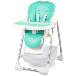 Lionelo krzesełko do karmienia LINN PLUS Turquoise