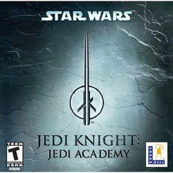 Star Wars Jedi Academy (PC)