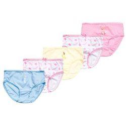 mothercare GIRLS DISNEY PRINCESS BRIEFS 5 PACK Figi pastels multicolor