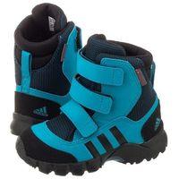 Obuwie sportowe dziecięce, Trzewiki adidas CW Holtanna Snow CF I CM7278 (AD709-b)