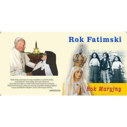 Muzyka religijna, Rok Fatimski. Rok Maryjny - płyta CD wyprzedaż 03/19 (-20%)