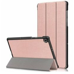 Etui TECH-PROTECT SmartCase Lenovo Tab M10 Plus 10.3 Różowe złoto