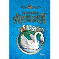 Książki dla dzieci, Baśnie Andersen kolorowa klasyka (opr. twarda)