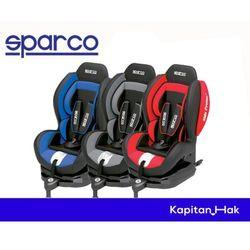 Sparco F500i - fotelik samochodowy dla dzieci od 9 do 18 kg (kolor szary) - Szary