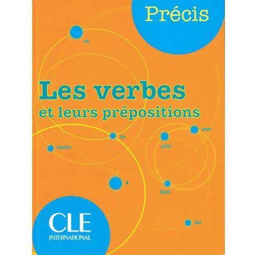 Książki do nauki języka, Les verbes et leurs prepositions (opr. miękka)