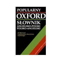 Popularny słownik angielsko-polski, polsko-ang. (opr. twarda)