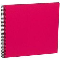 Album na zdjęcia Uni Economy czarne karty duży różowy