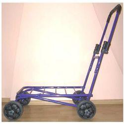 Czterokołowy, składany wózek transportowy ''platforma''