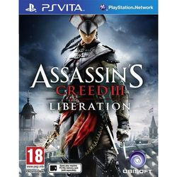 Assassin's Creed 3 Liberation (PSV)