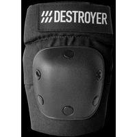 Ochraniacze na ciało, ochraniacze na łokcie DESTROYER - Rec Elbow Black (BLK) rozmiar: S