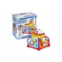 Interaktywne dla niemowląt, Piramidka interaktywna E-Edu