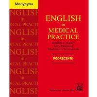 Pozostałe książki, English in medical practice podręcznik z płytą CD - Murray Jonathan, Radomski Jerzy, Szyszkowski Włodzimierz