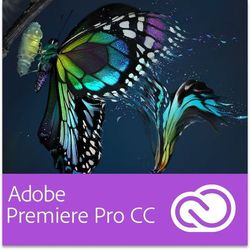 Adobe Premiere Pro CC GOV Multi European Languages Win/Mac - Subskrypcja (12 m-ce)