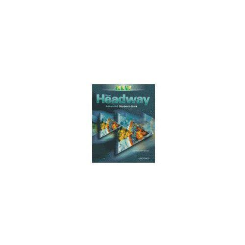 Książki do nauki języka, New Headway Advanced Student&-8217;s Book (opr. miękka)