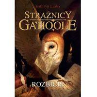 Literatura młodzieżowa, Rozbicie - kathryn lasky (opr. broszurowa)
