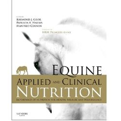 Equine Applied and Clinical Nutrition (opr. twarda)