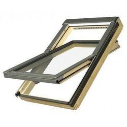 Okno dachowe FAKRO FTP-V/TC P5 114x140 antywłamaniowe 3-szybowe
