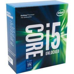 Procesor Intel Core I5-7600K 4.2GHz 6MB BOX (BX80677I57600K)/ DARMOWY TRANSPORT DLA ZAMÓWIEŃ OD 99 zł