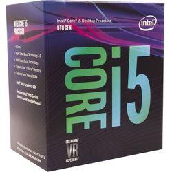 Intel Core i5-8400 2,8GHz 9MB Box - produkt w magazynie - szybka wysyłka!
