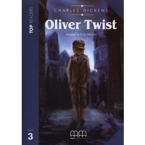 Książki do nauki języka, Oliver Twist SB /tylko z CD/ (opr. miękka)