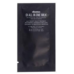 Davines OI All in One Milk | Odżywcze mleczko ułatwiające stylizację włosów 4ml
