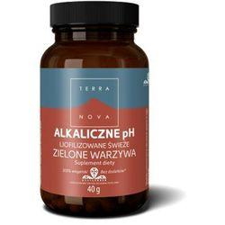 Alkaliczne pH zielone warzywa 40g