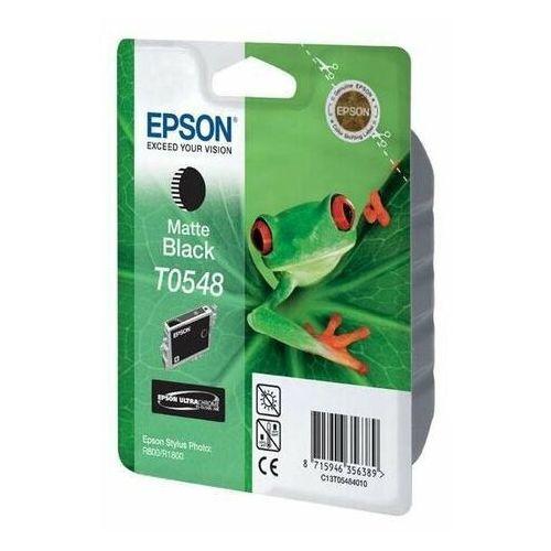 Tonery i bębny, Epson T0548 Ultrachrome czarny mat