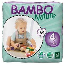 BAMBO Nature Maxi (7-18kg) 30 szt. - pieluszki jednorazowe