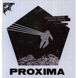 Proxima. Audiobook (2 CD) + zakładka do książki GRATIS