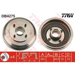 BĘBEN HAM TRW DB4275 FORD FOCUS 1.6 16V, 1.8TDDI 98-04, 1.8TDCI 01-04, 1.4 16V 98-04
