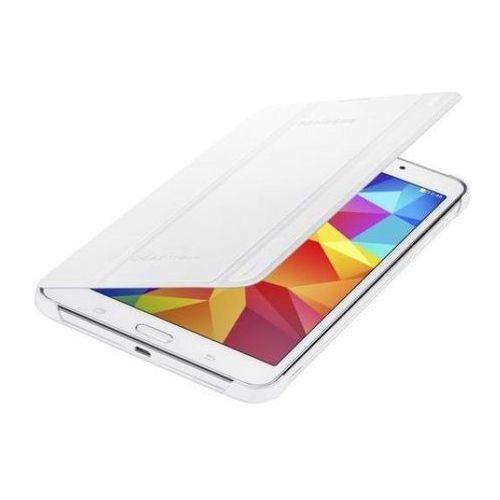 Etui i futerały do tabletów, Etui SAMSUNG Book Cover do Galaxy Tab4 7.0 (T230 / T235) Biały