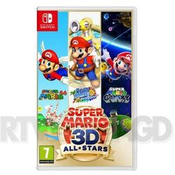 Gra Nintendo Switch Super Mario 3D All Stars