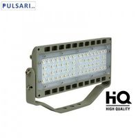 Pozostałe oświetlenie zewnętrzne, Lampa Uliczna Zewnętrzna Drogowa 50W PULSARI FLAT LED