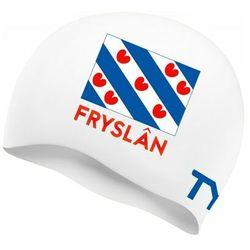 TYR CZEPEK TRENINGOWY FRYSLAN SWIM CAP SILICONE LCS FRYSLAN