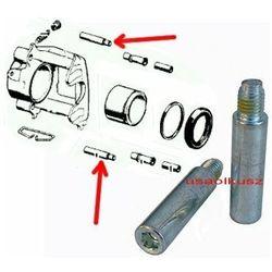 Zestaw prowadnic zacisku hamulcowego Mercury Mariner