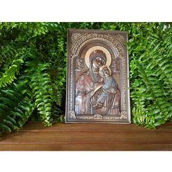 OBRAZ MATKA BOŻA Z DZIECIĄTKIEM JEZUS VERONESE (WU76070A4)