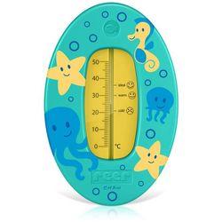 Termometr kąpielowy do kąpieli bezrtęciowy REER - morski
