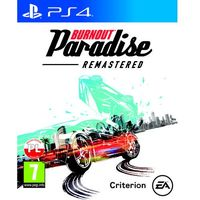 Gry na PlayStation 4, Burnout Paradise HD Remaster (PS4)