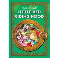 E-booki, Little Red Riding Hood (Czerwony kapturek) English version - Charles Perrault