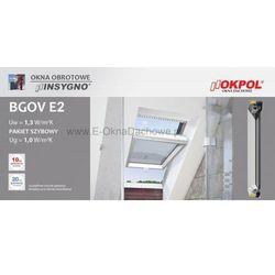 Okno dachowe OKPOL BGOV E2 94x160