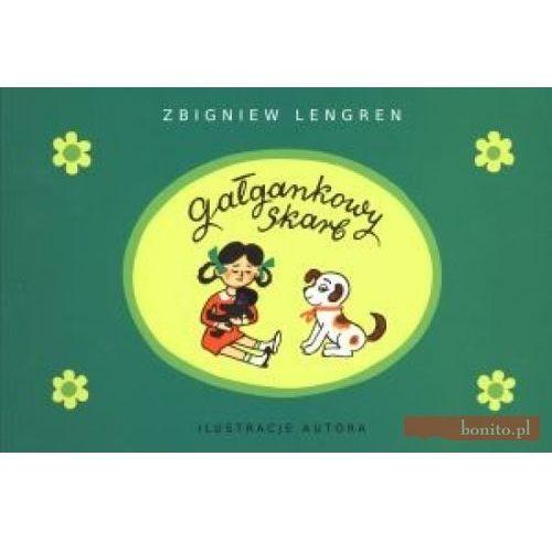 Książki dla dzieci, Gałgankowy skarb (opr. kartonowa)