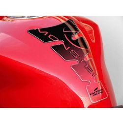 Tankpad PUIG Spirit, wzór Ducati Monster (czarny, promocja)