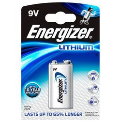 Energizer Litowa 9V Block, 1 sztuka (635236) Darmowy odbiór w 21 miastach!