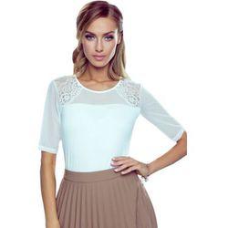 Lora bluzka damska Eldar Romantica Top Ecru - Ecru Zimowa (-8%)