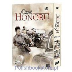 Czas Honoru, sezon 4 (4xDVD) - Jarosław Sokół, Ewa Wencel DARMOWA DOSTAWA KIOSK RUCHU